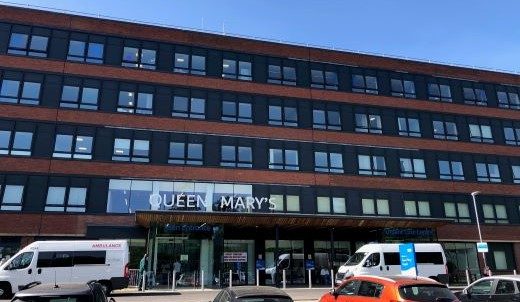 Queen Mary's Hospital, Kent