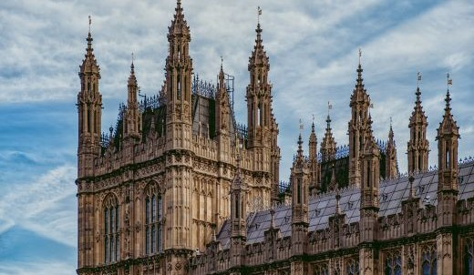Palace of Westminster UNESCO World Heritage Site